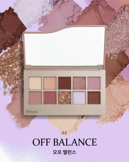 New Depth Eyeshadow Palette Off Balance - whoami