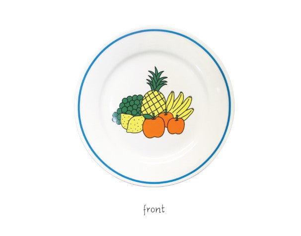 Fruit Plate - whoami