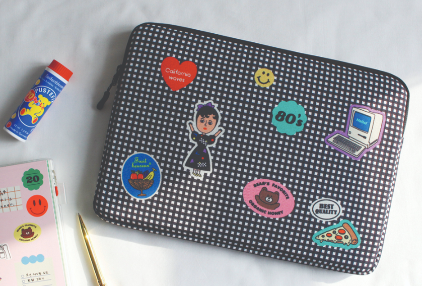 Laptop/iPad Pouch The 80's - whoami