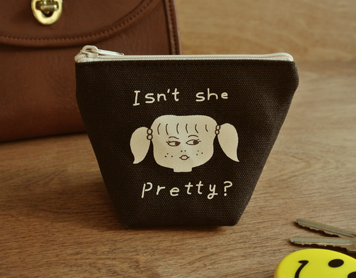 Boat Pouch Mini Pretty Girl - whoami