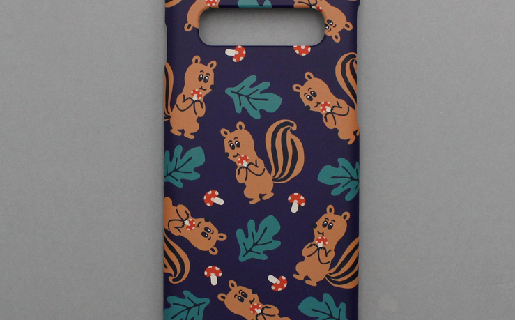 Jean Paul In Forest Snap Phone Case - whoami