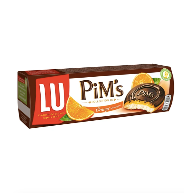 LU - Pim's Chocolate Biscuit with Orange Jam  - 150g x3 - whoami