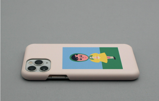 Snap Phone Case_Childhood - whoami