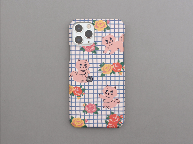 Snap Phone Case_Meow! Meow! - whoami