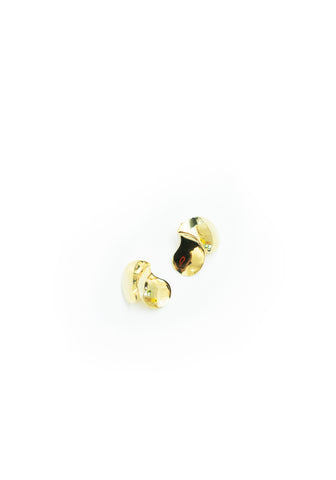 3D Heart Earrings - whoami