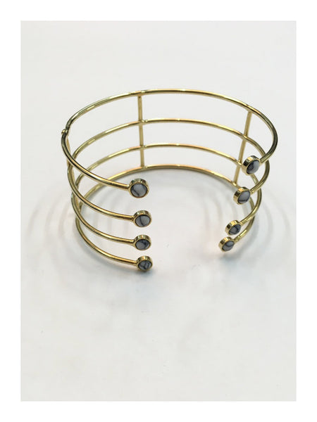 Basket Bangle - whoami