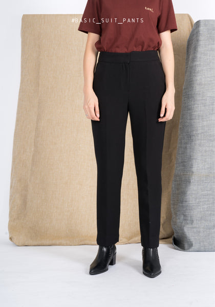 Basic Suit Pants