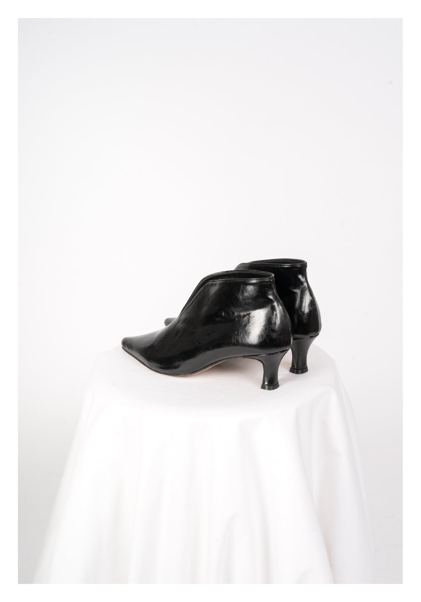 Beth Slit Ankle Boots - whoami