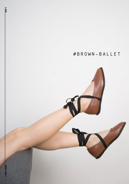 Brown Ballet - whoami