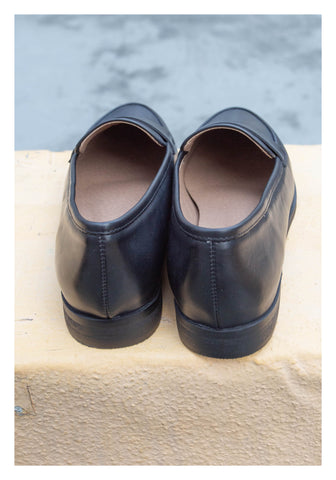Penny Slim Loafer Black - whoami