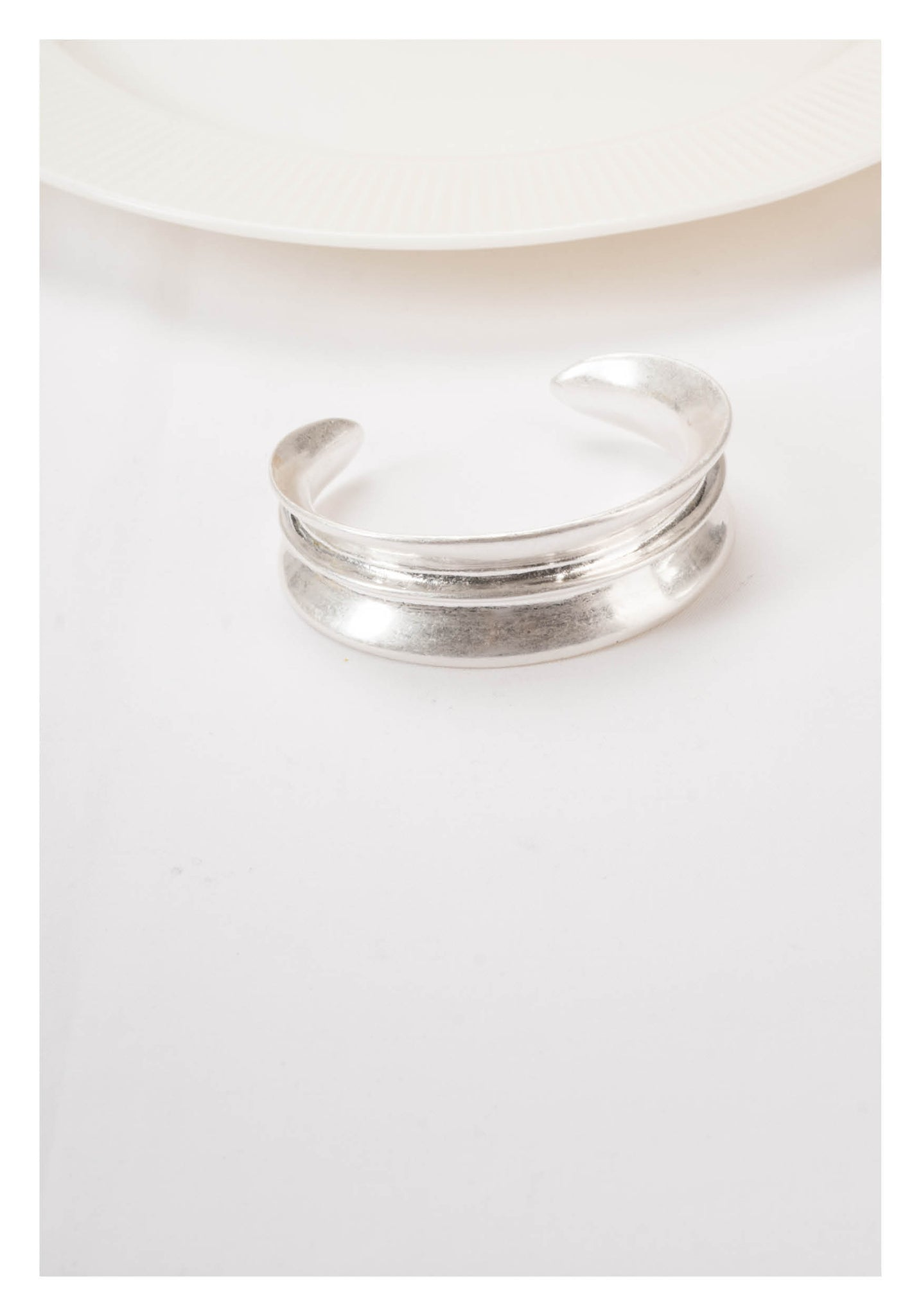 Bold Engraved Bangle - whoami