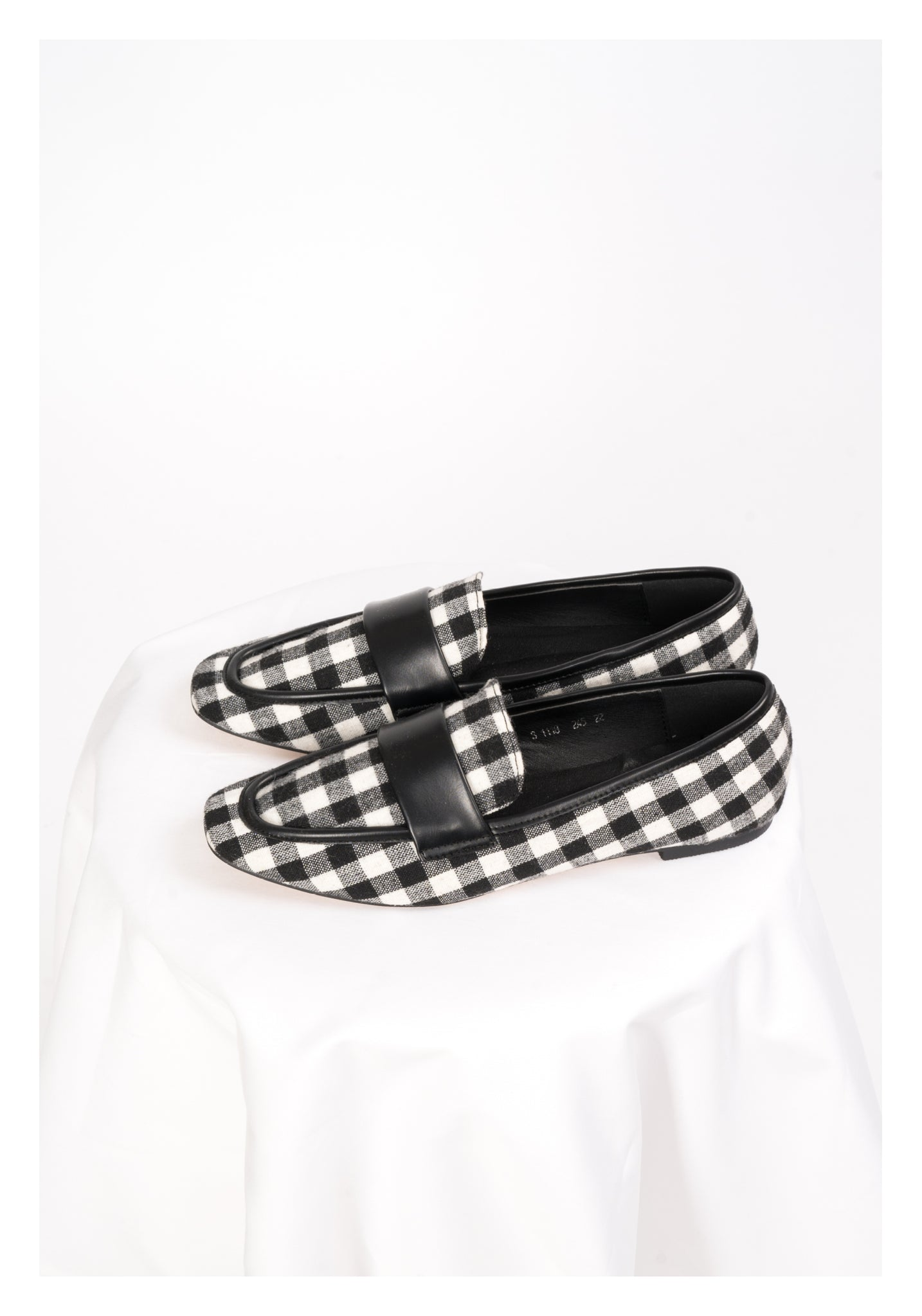 Checker Loafer