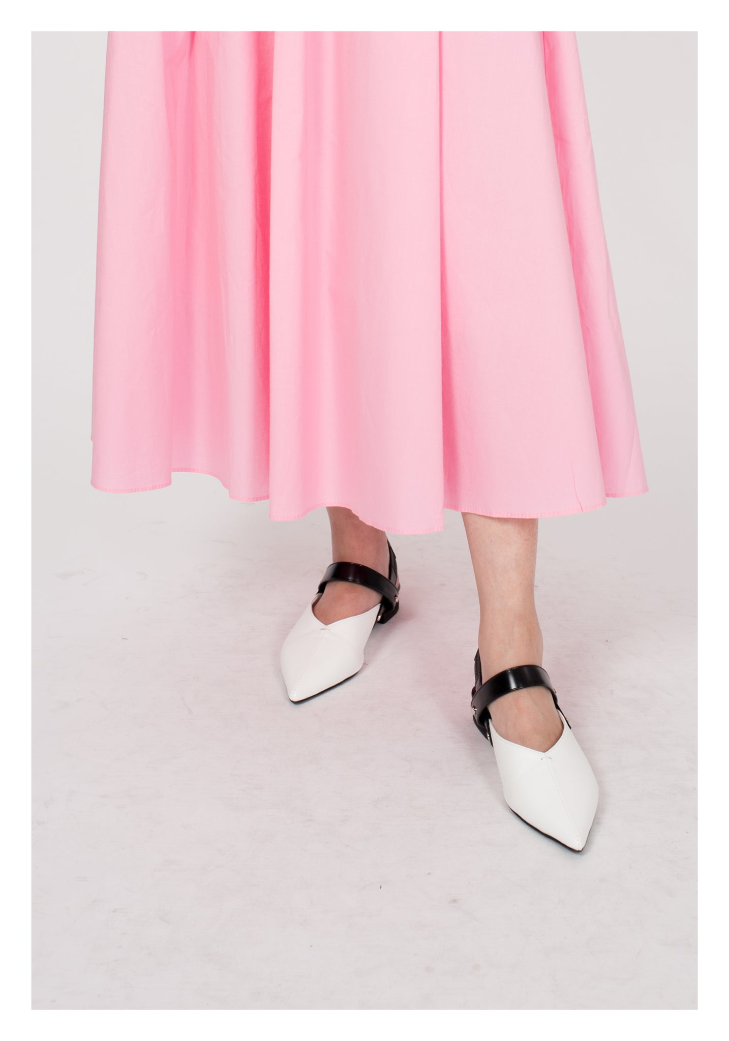 Comfy Simple Skirt Pink - whoami