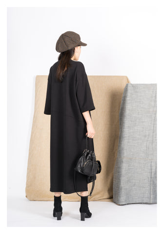 Cotton Oversize Dress