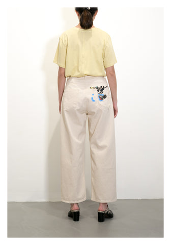 Cartoon Jeans Beige - whoami