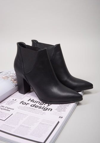 whoami dolce ankle boots