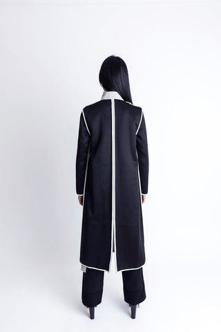 Double Face Robe Coat - whoami
