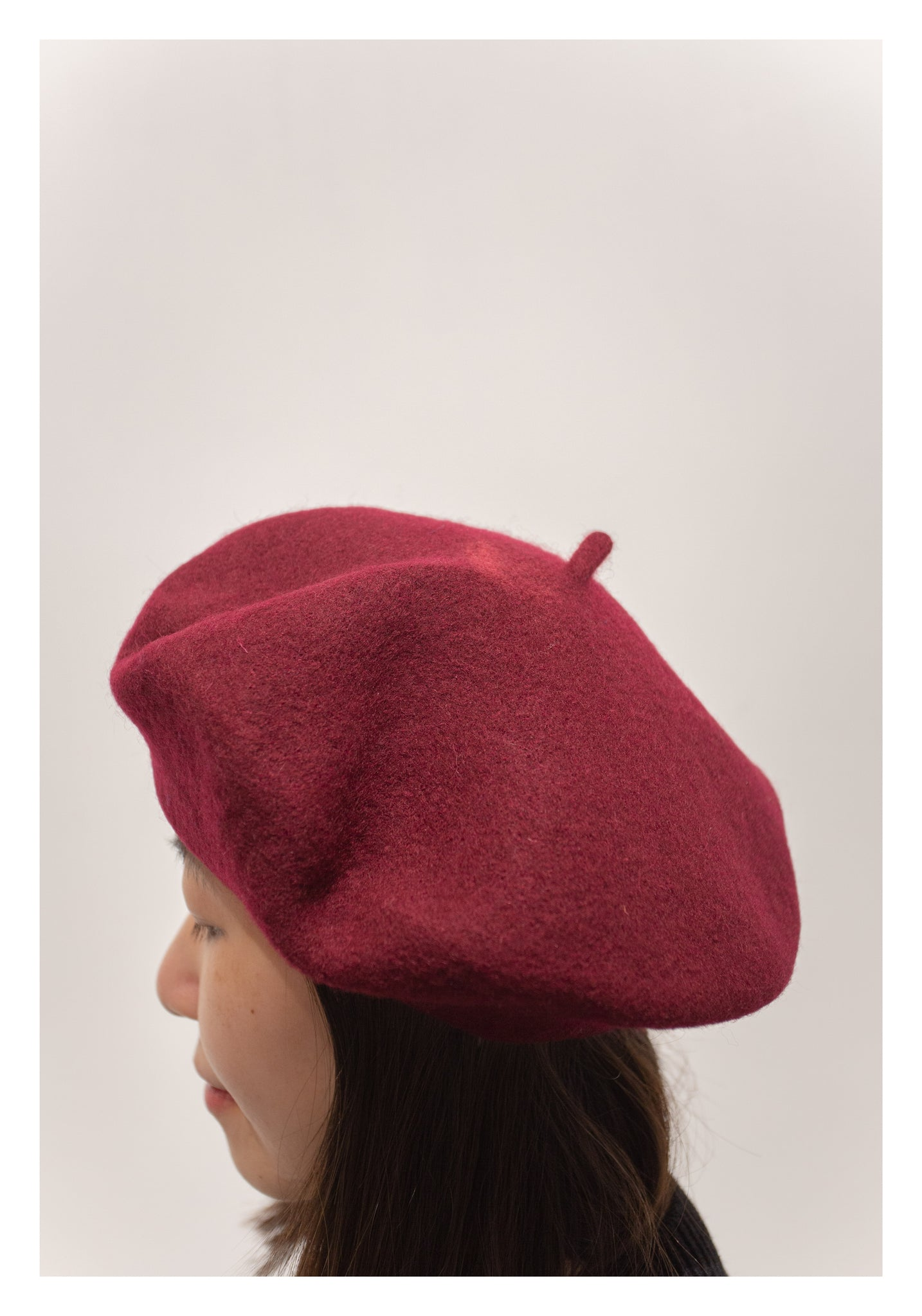Essential Colour Beret Red - whoami