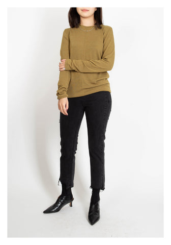 Slim Straight Cut Jeans Black - whoami