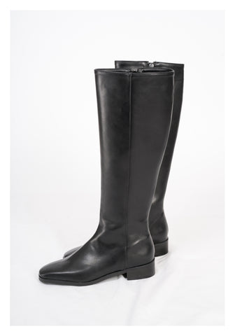 Raelyn Faux Leather Long Boots
