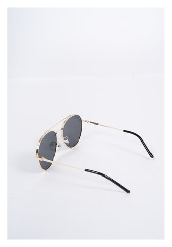 Golden Rem Aviator Sunglasses