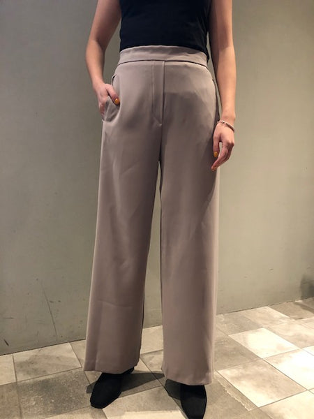 Soft Daily Comfy Dripping Pants Beige