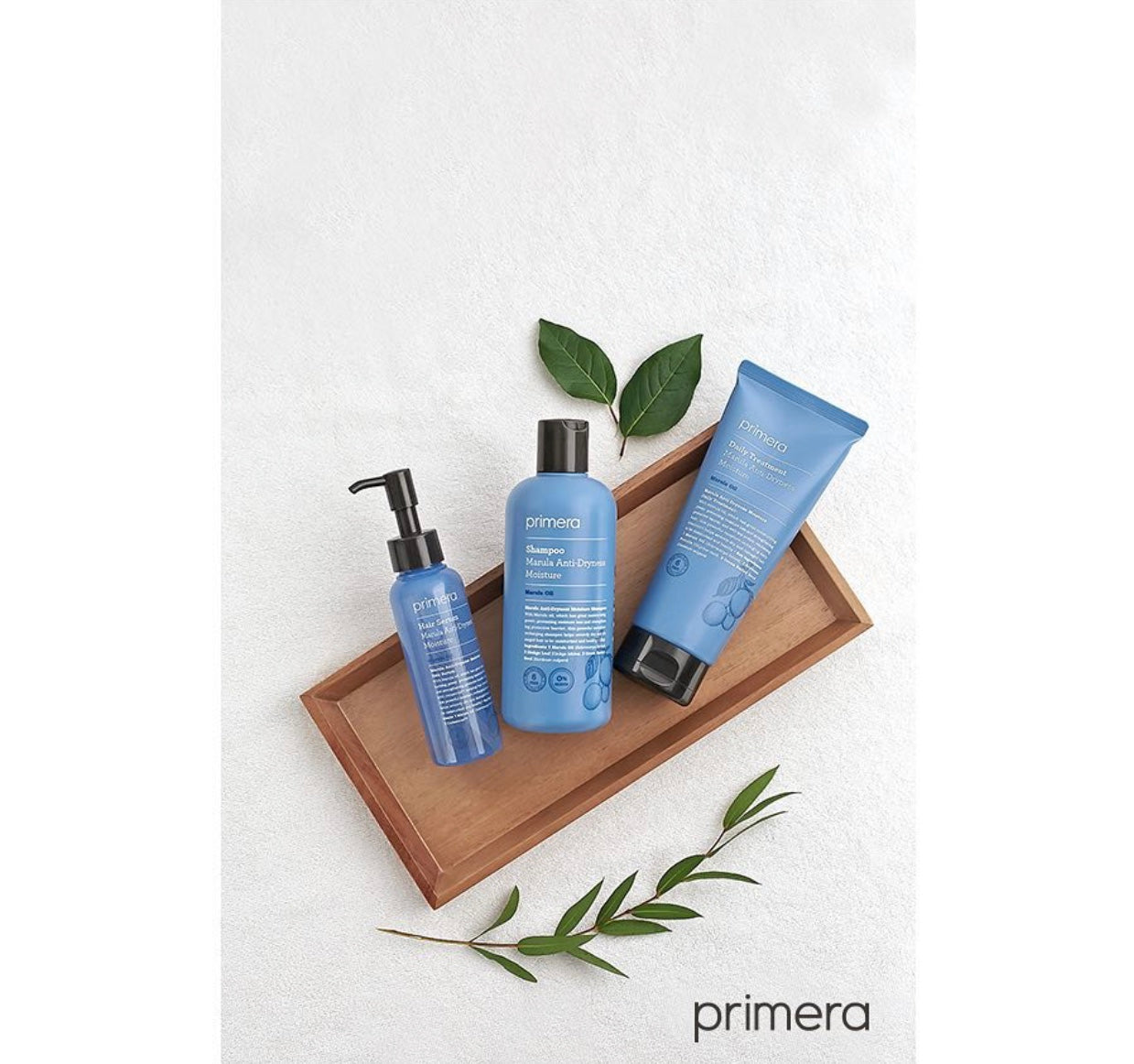Primera Marula Anti Dryness Moisture Daily Treatment 200ml - whoami