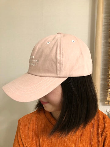 With Me Cap Pink - whoami