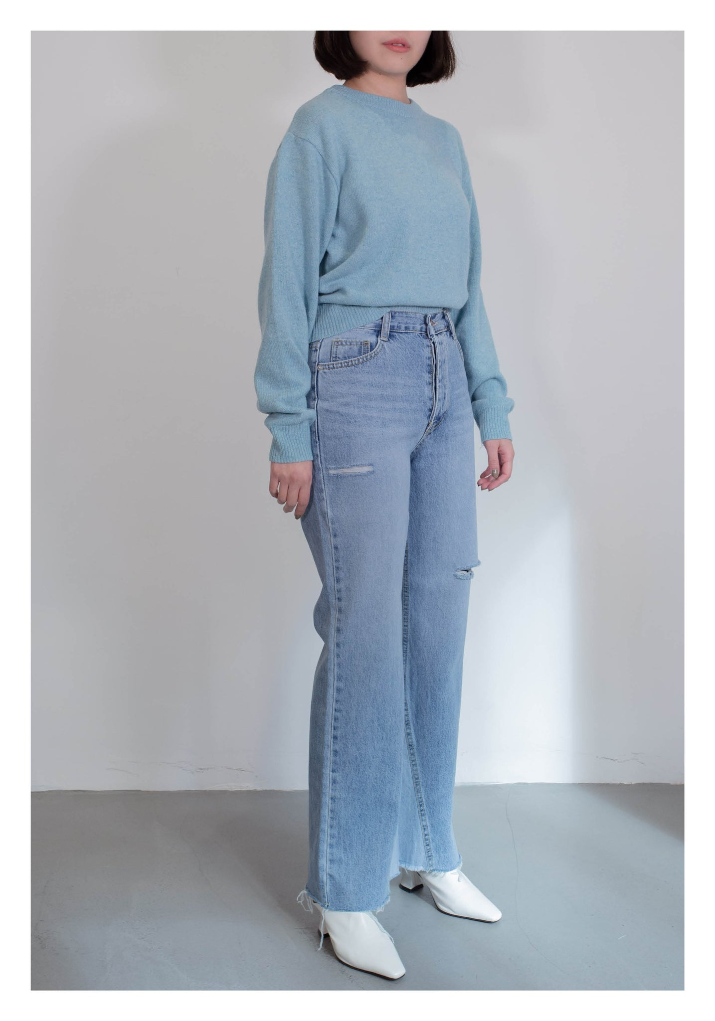 Mood Boot Cut Jeans - whoami