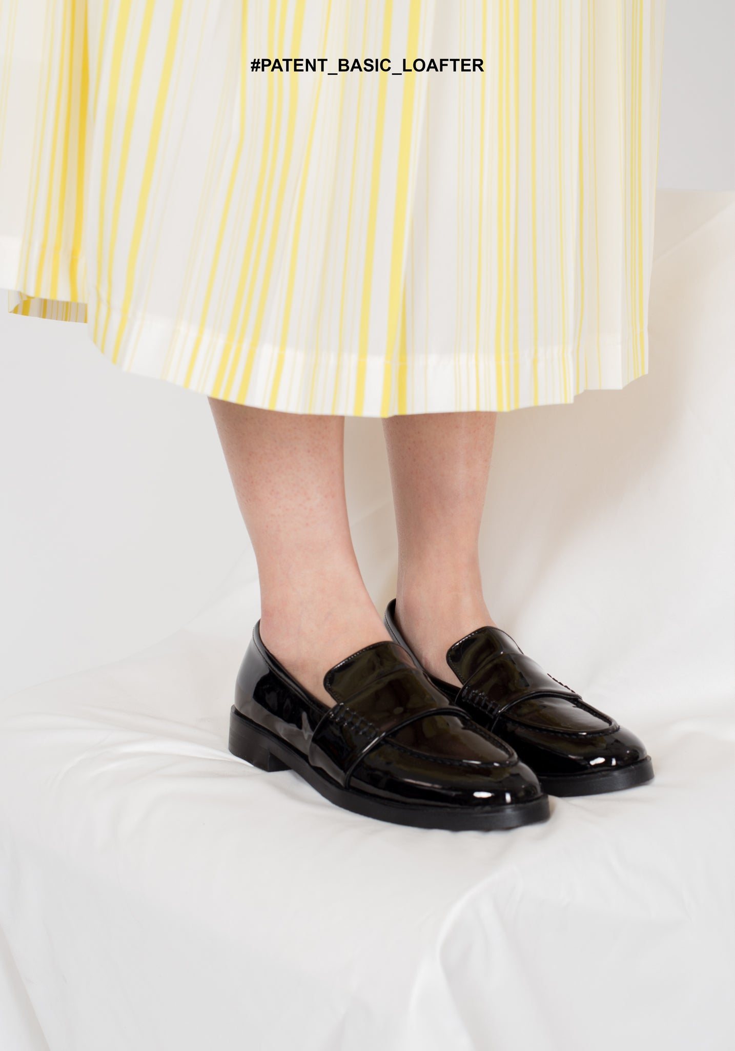Patent Basic Loafer