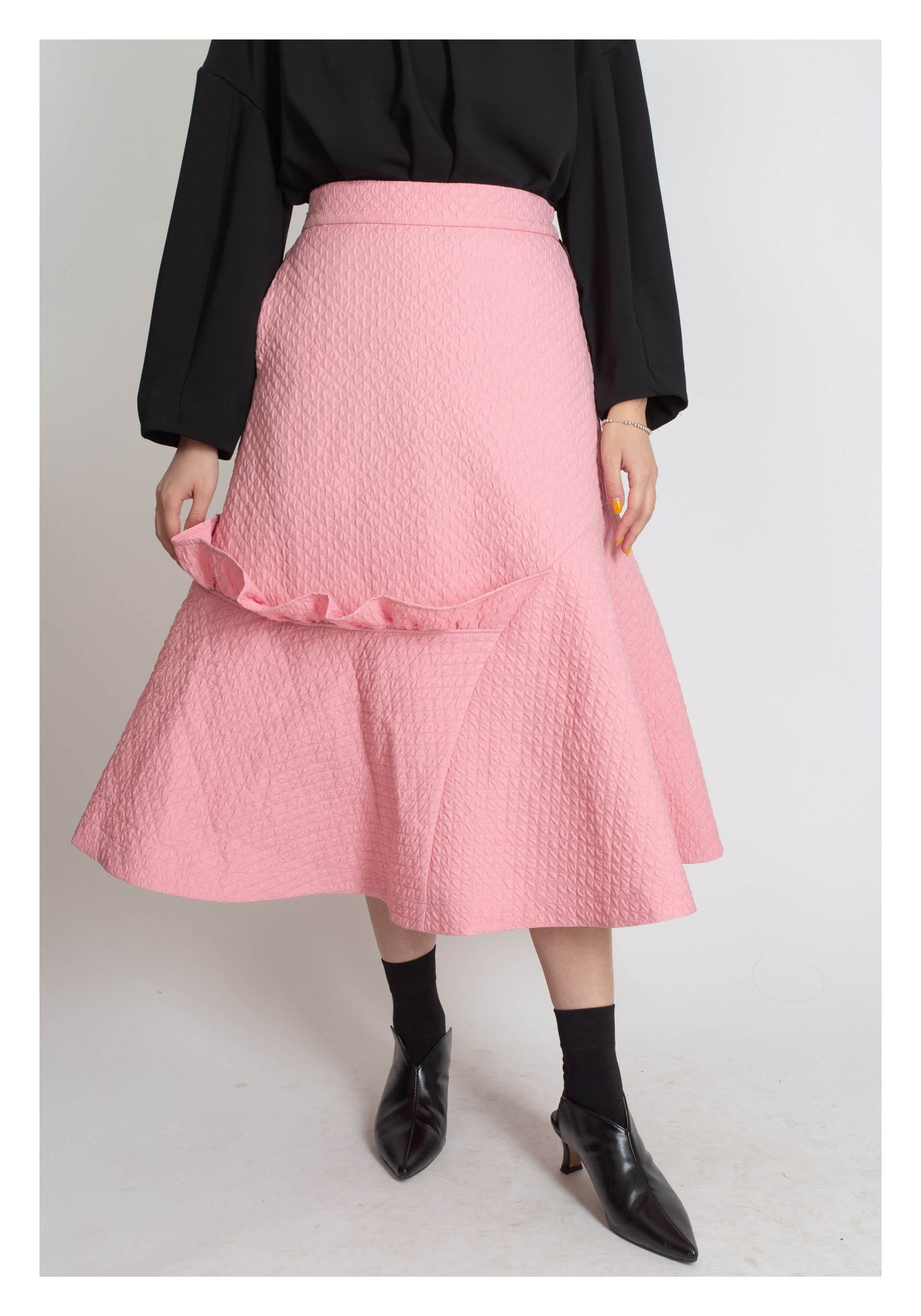 A Better Me Skirt Pink - whoami