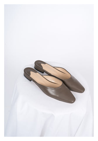 Simple Mules Brown