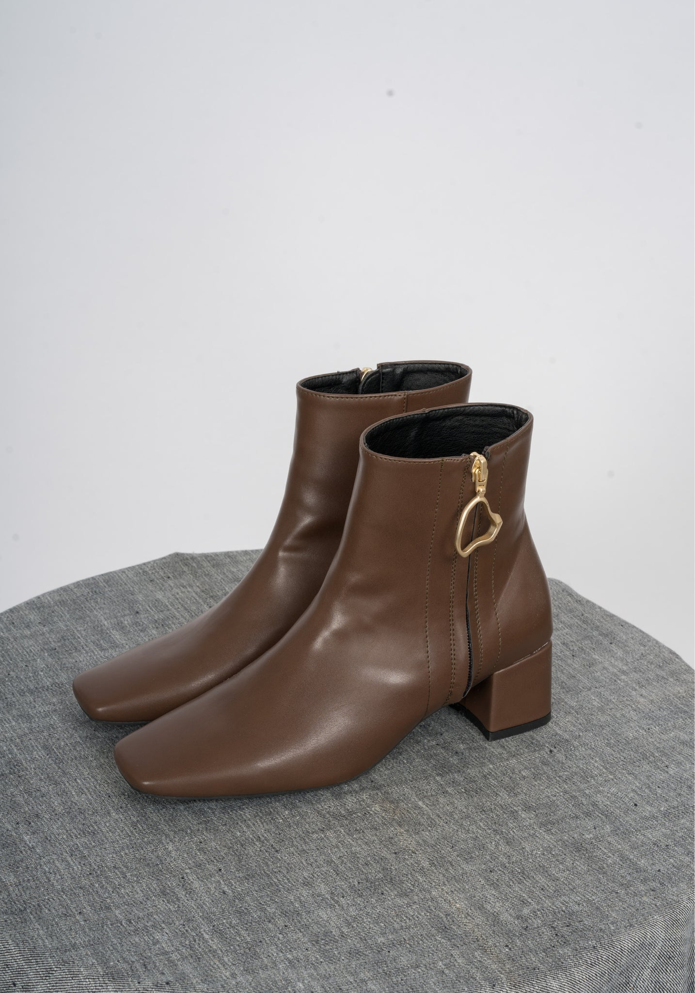 Sample Shoes - Chaney Buckle Boots