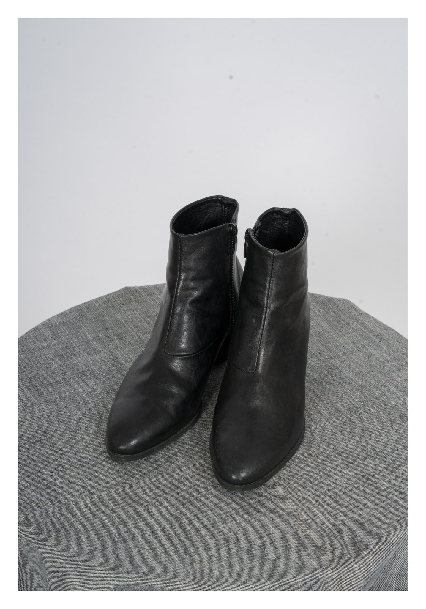 Sample Shoes - Presley Ankle Boots