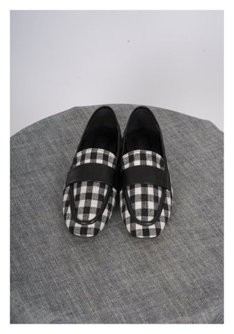 Sample Shoes - Checker Loafer