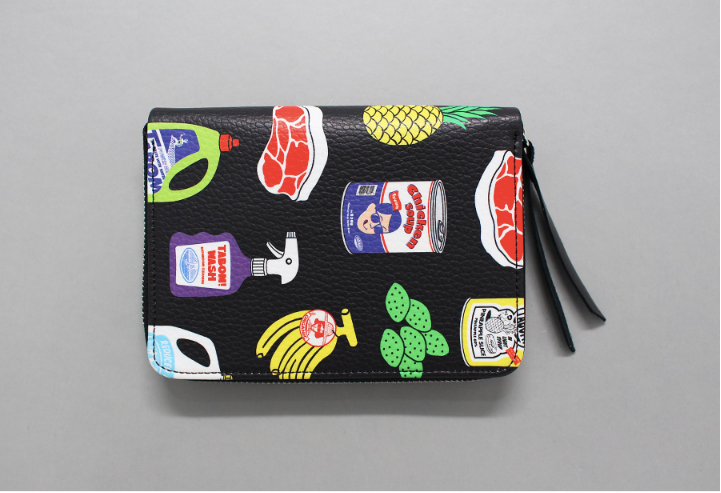 Tabom Goods Wallet - whoami