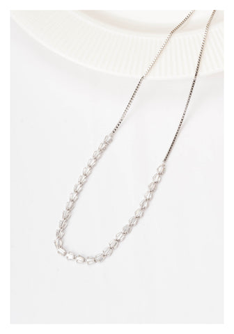 Sparkle Step Gem Necklace - whoami