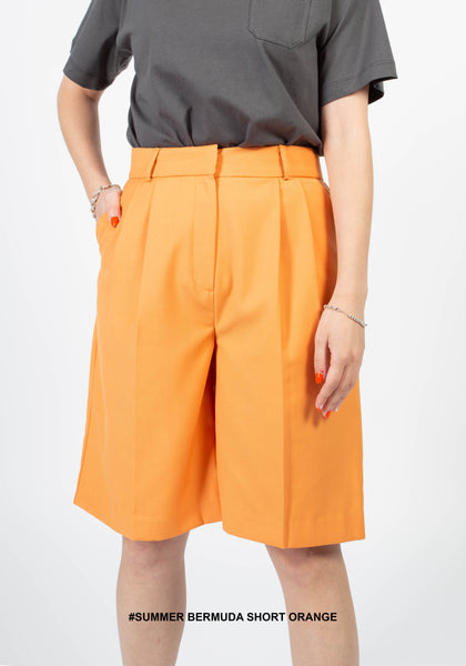 Summer Bermuda Short Orange