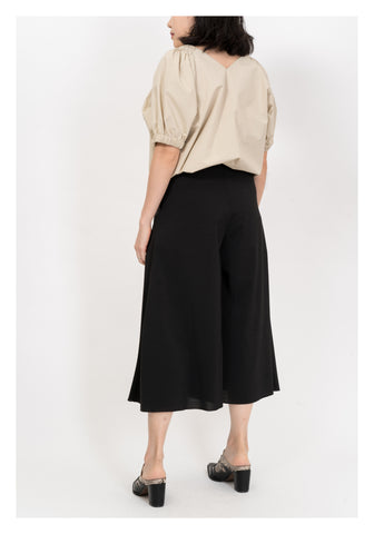 Summer Culotte Black