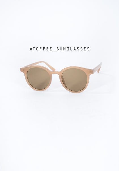 Toffee Sunglasses - whoami