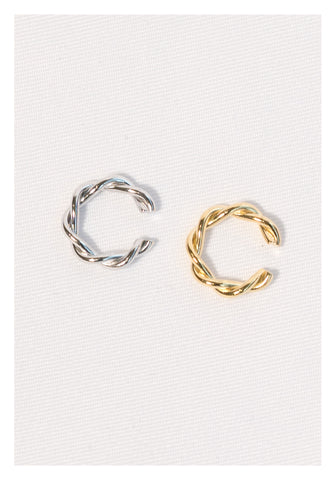Twisted Ear Cuffs Set