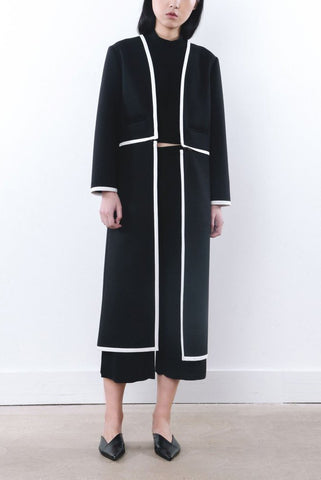 Double Face Wool Coat - whoami