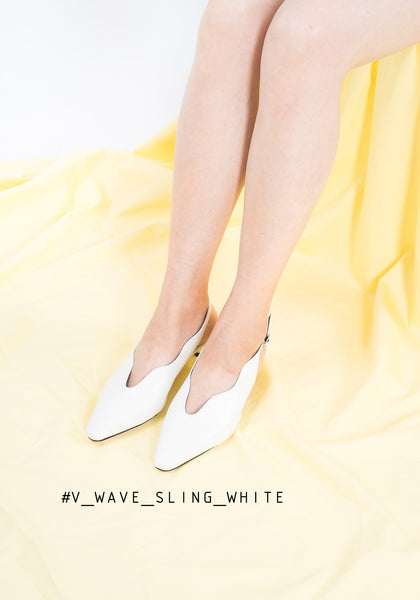 V Wave Sling White - whoami