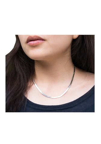 Classic Flat Necklace