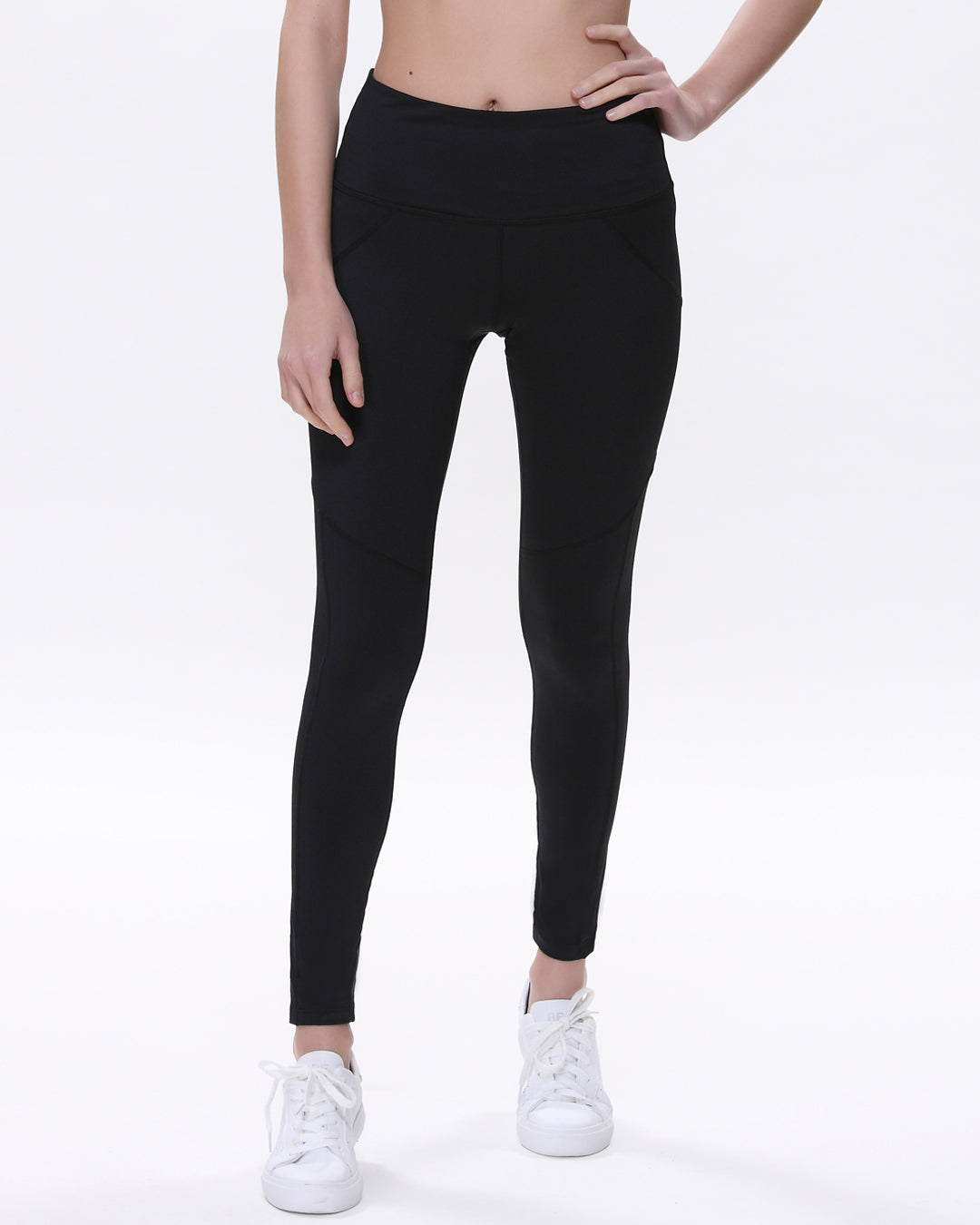 Kari Full Length Pants Black - whoami