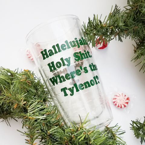 Christmas Vacation Inspired Tumbler - A Little Lady And Me