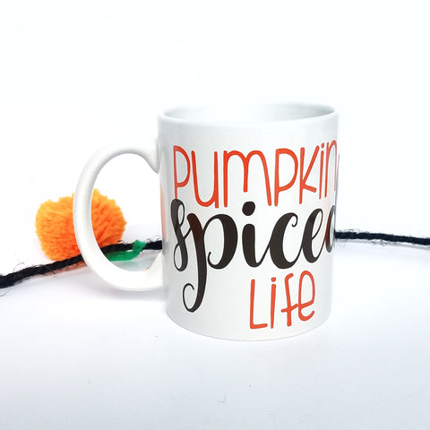 Pumpkin Spiced Life - A Little Lady And Me