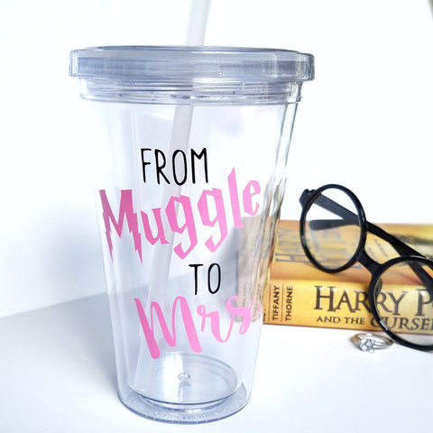 From Muggle To Mrs Tumbler