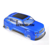 1/10 Blue PVC Bentley Body Shell for RC On Road Drift Car