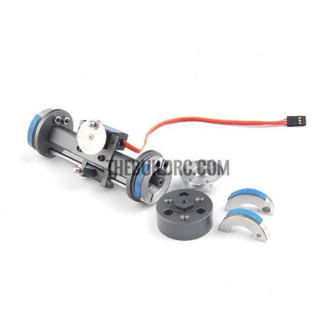 1/14 Truck Braking system real car incl. servo for trailer (1 set) compatible with Tamiya